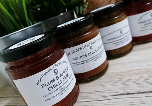 Aggie Redpath's Family Kitchen - Jam & Chutney